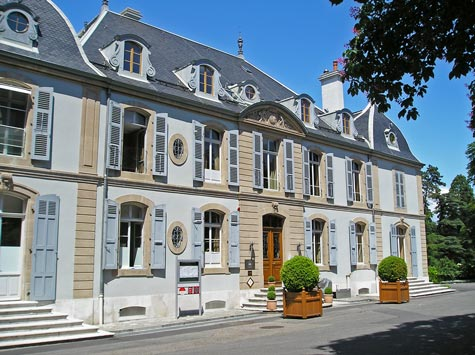 Hotels in Geneva Switzerland