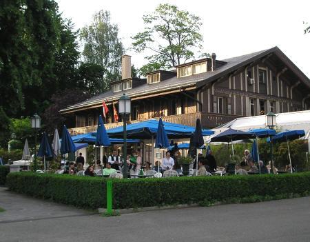 Restaurant In Geneva Switzerland
